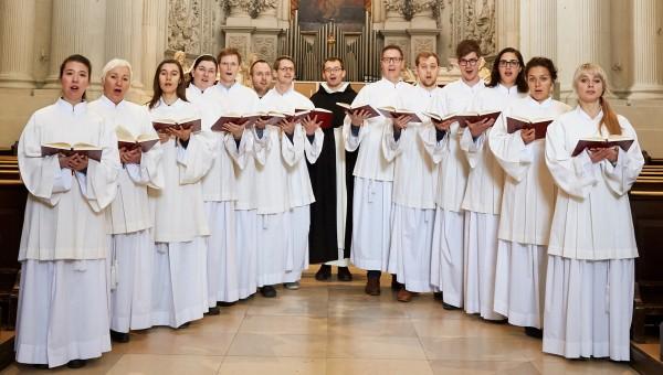 Vokalkapelle-singing