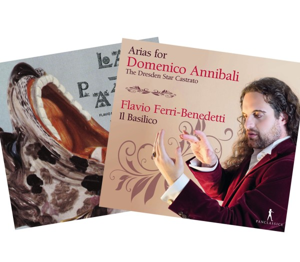 BUNDLE – Arias for Domenico Annibali & La Pazza